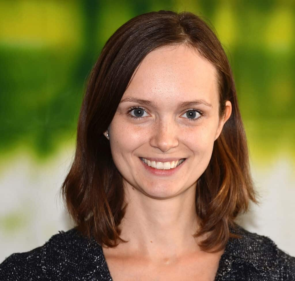 Paulina Fresow - Vorstand BÜNDNIS 90/DIE GRÜNEN Waiblingen-Korb
