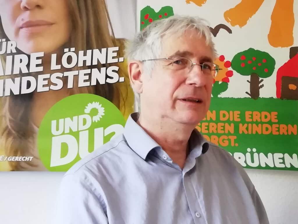 Klaus-Dieter Przybyl - Vorstand BÜNDNIS 90/DIE GRÜNEN Waiblingen-Korb